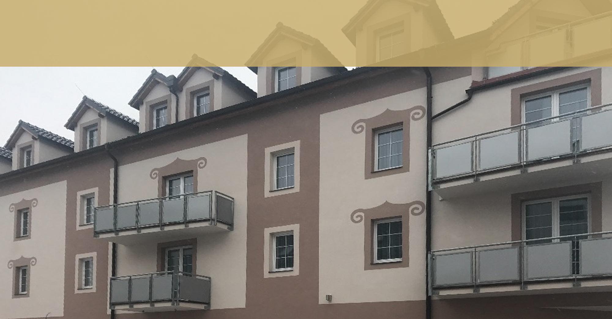 Hotel Harmonie Třeboň - foto budovy