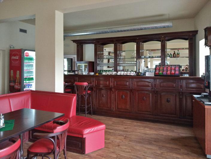 Restaurace hotel Harmonie Třeboň