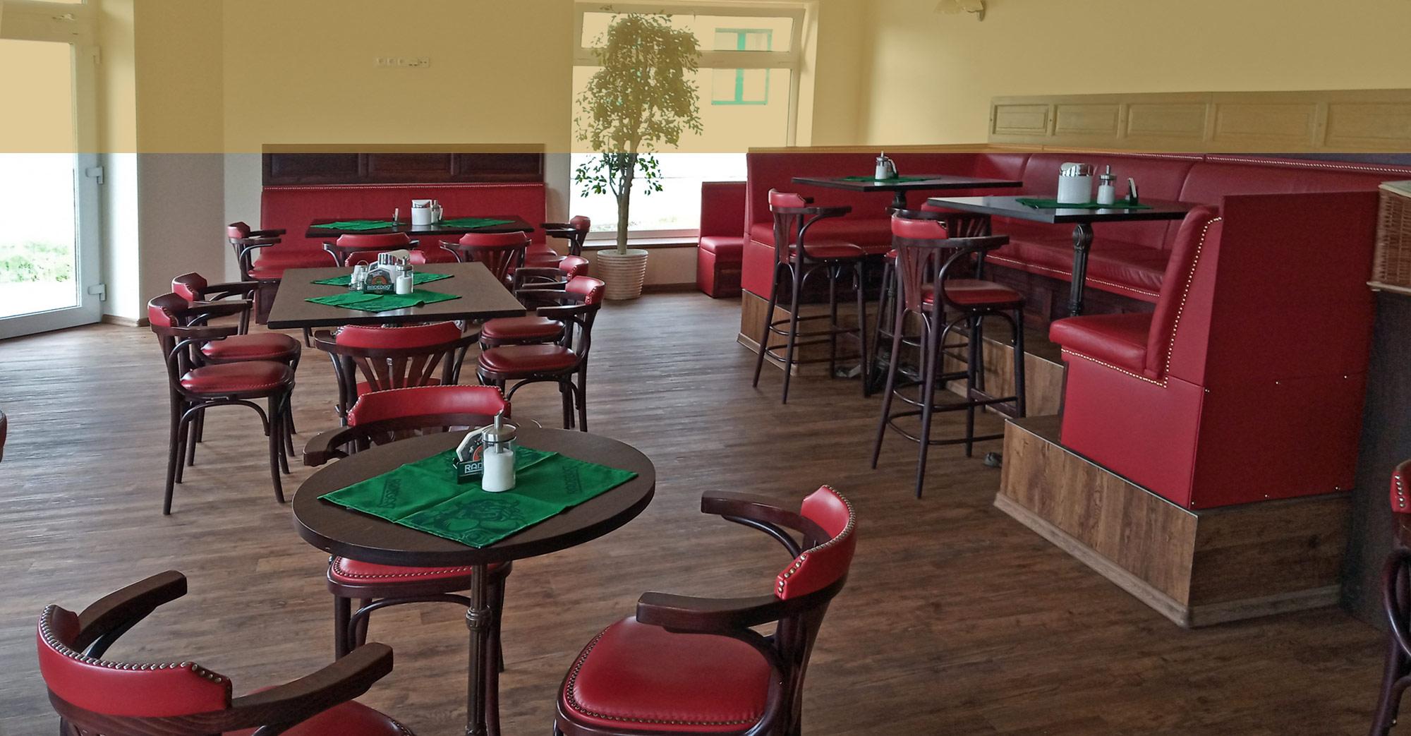 Restaurace hotelu Harmonie Třeboň
