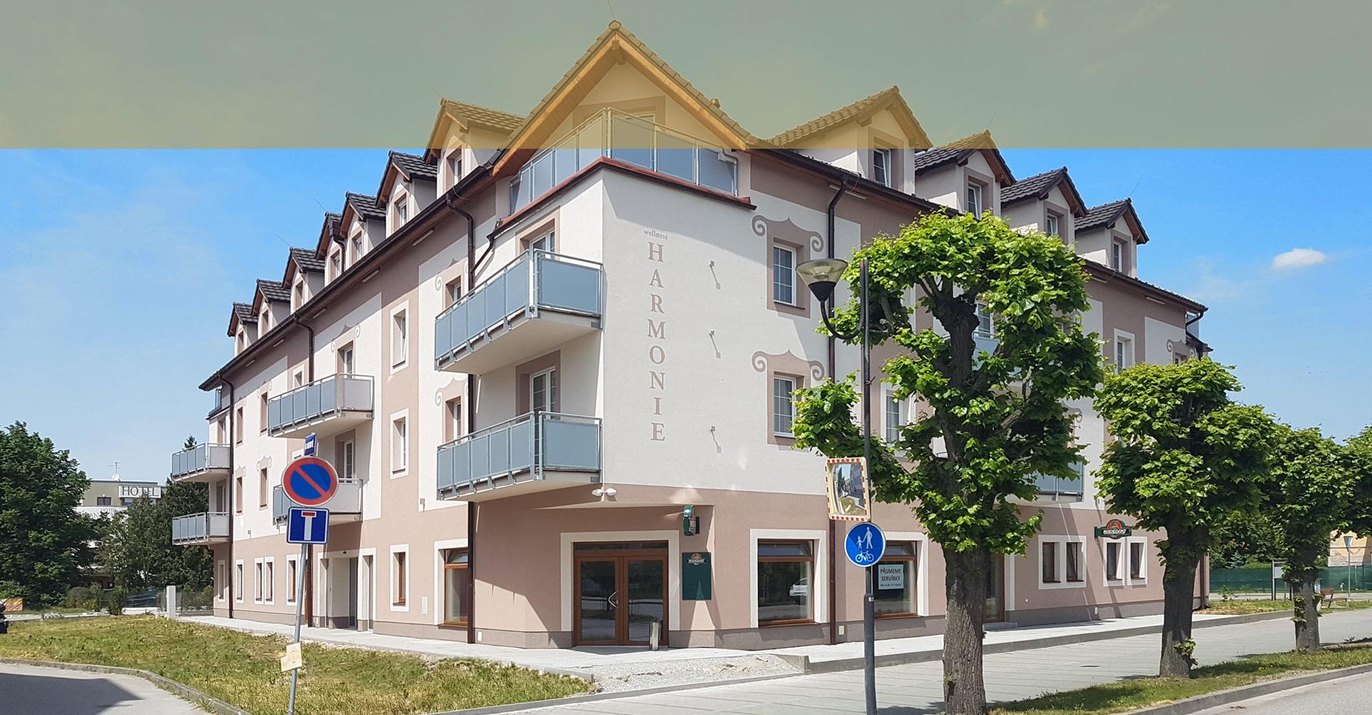 Wellness hotel Harmonie Třeboň